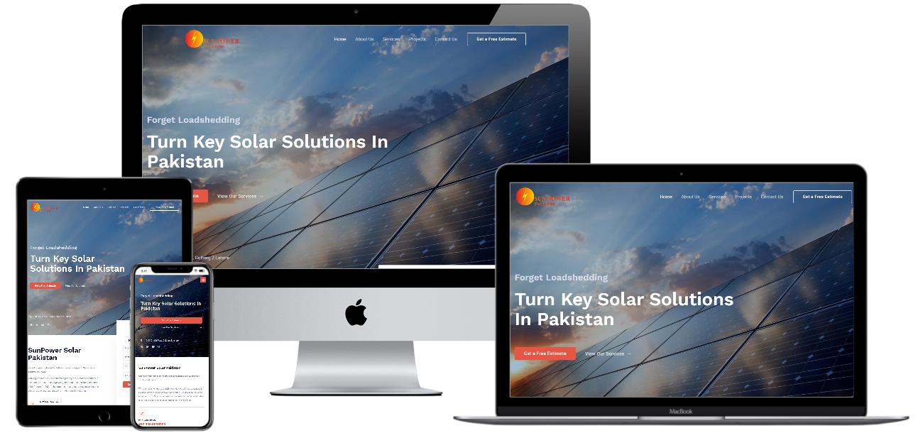 Sunpower Pakistan